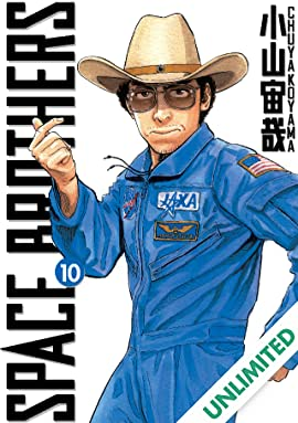 Space Brothers Vol. 10