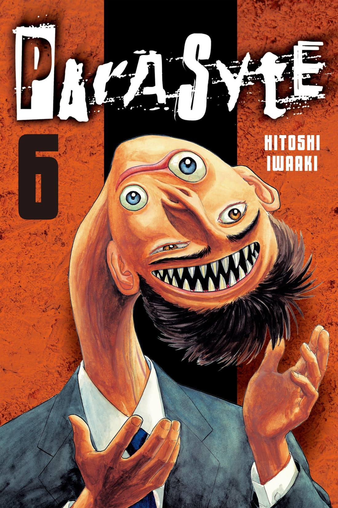 Parasyte Vol. 6