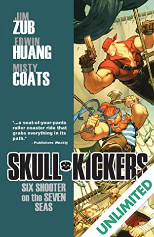Skullkickers Vol. 3: Six Shooter On the Seven Seas