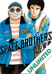 Space Brothers Vol. 13