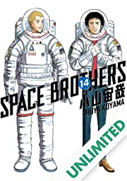 Space Brothers Vol. 14