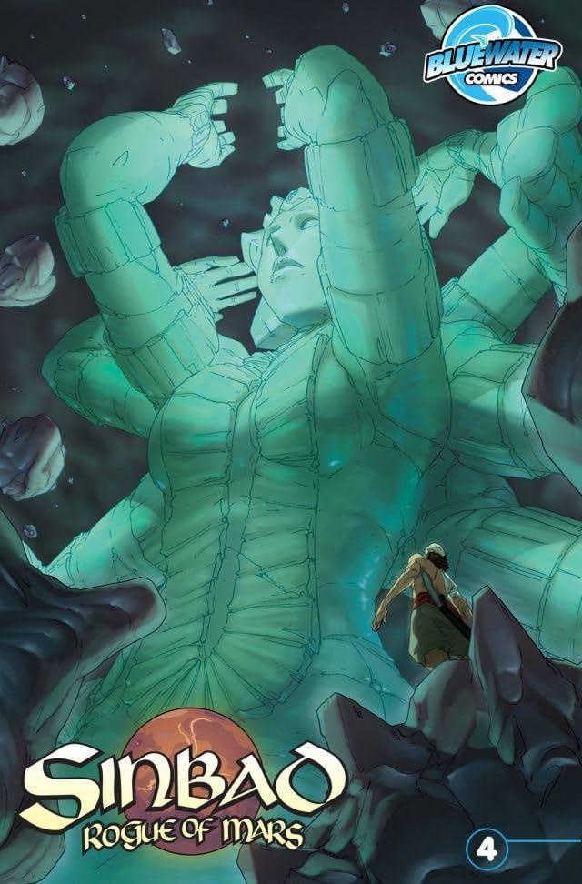 Ray Harryhausen Presents: Sinbad - Rogue of Mars #4