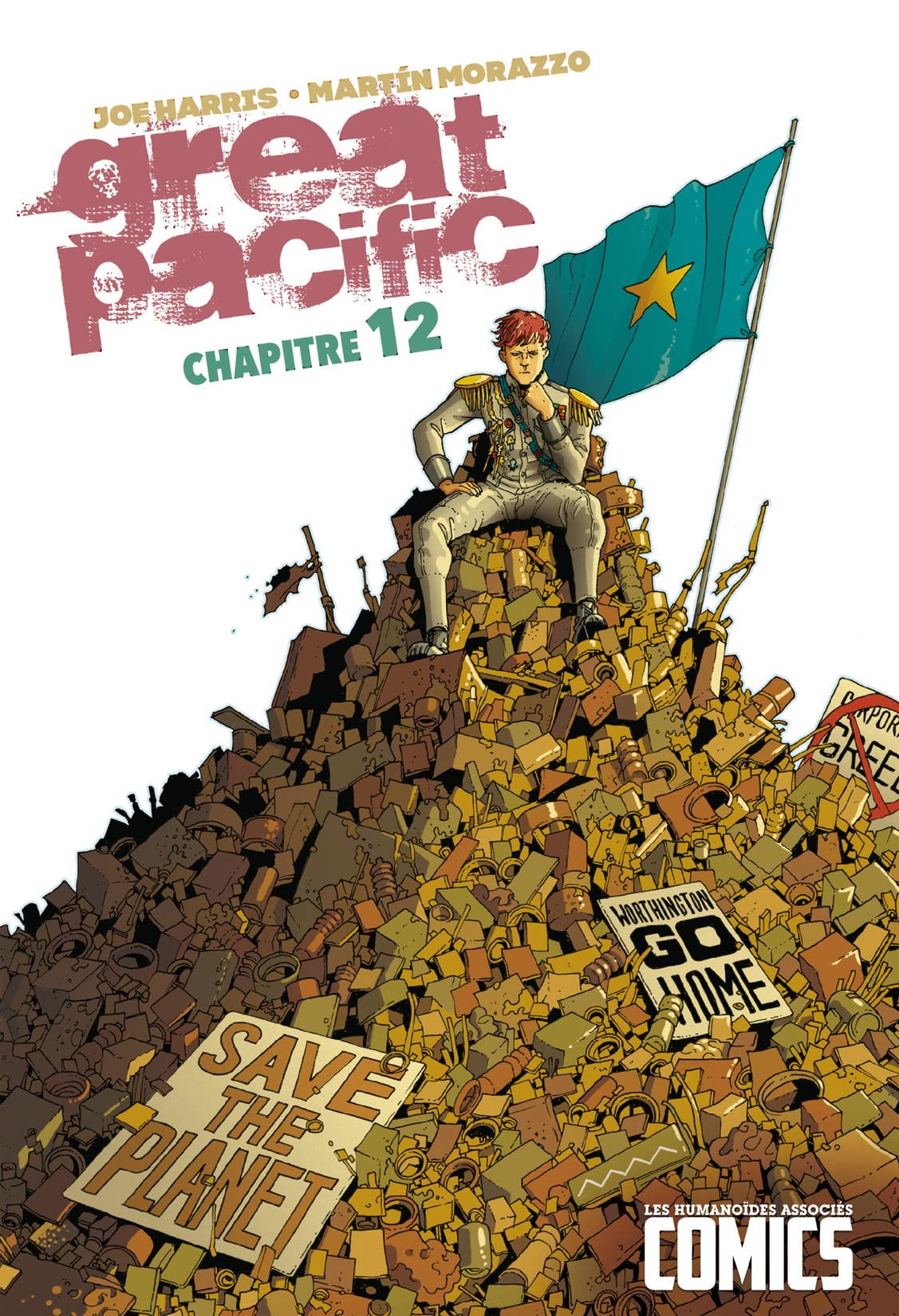 Great Pacific: Chapitre 12