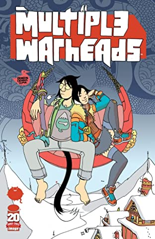 Multiple Warheads: Alphabet To Infinity #1