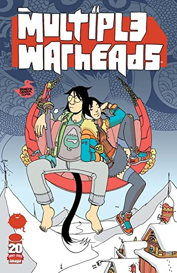 Multiple Warheads: Alphabet To Infinity #1 (of 4)