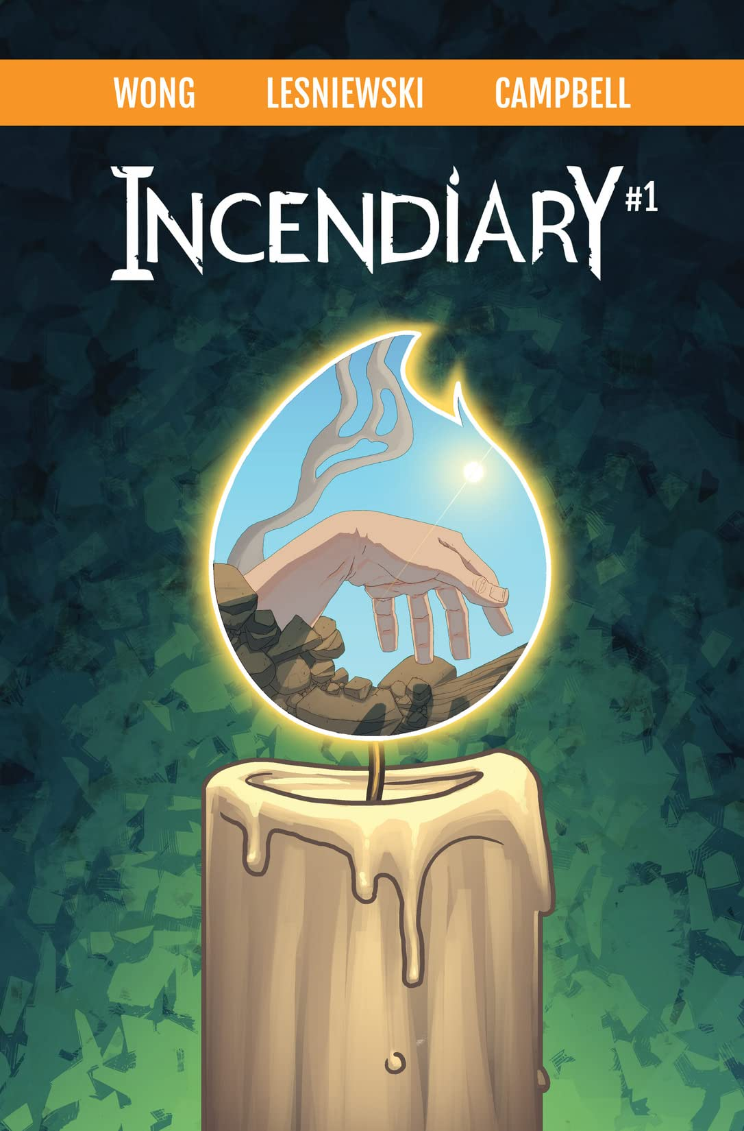 Incendiary #1