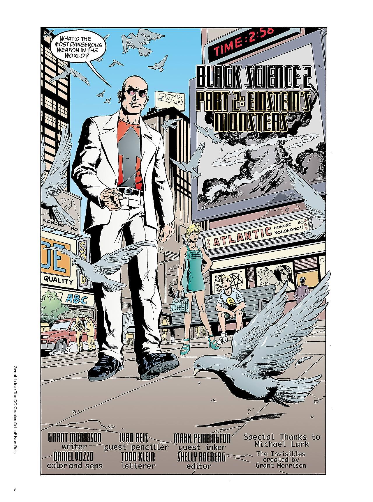 Graphic Ink: The DC Comics Art of Ivan Reis