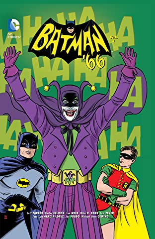 Batman '66 Tome 4