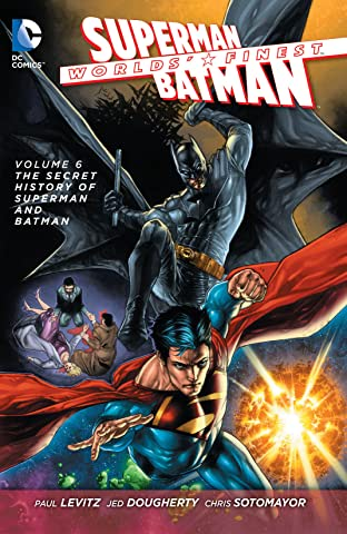 Worlds' Finest (2012-2015) Tome 6: The Secret History of Superman and Batman