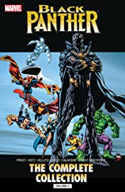 Black Panther by Christopher Priest: The Complete Collection Tome 2