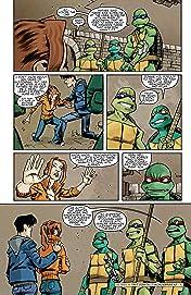 Teenage Mutant Ninja Turtles Tome 3: Shadows of the Past