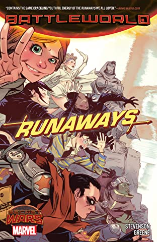 Runaways: Battleworld