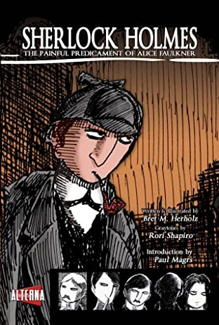 Sherlock Holmes: The Painful Predicament of Alice Faulkner: Preview