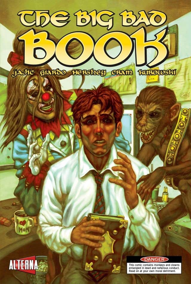 The Big Bad Book: Preview