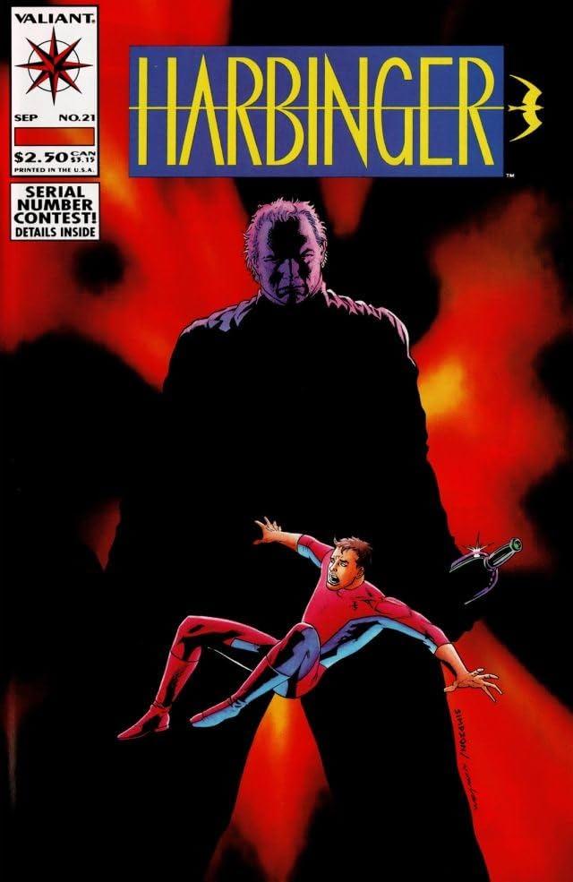 Harbinger (1992-1995) #21