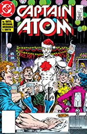 Captain Atom (1986-1991) No.13