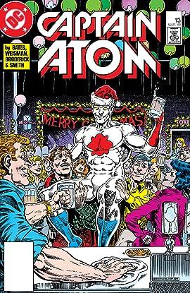 Captain Atom (1986-1991) No.13