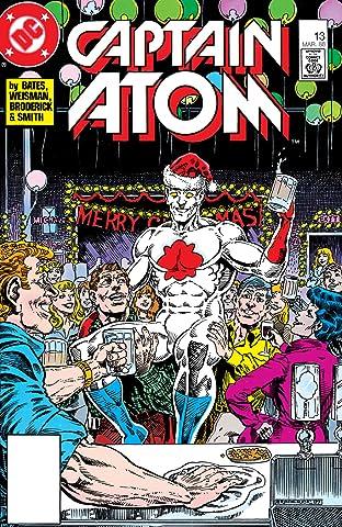 Captain Atom (1986-1991) #13