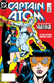 Captain Atom (1986-1991) No.14