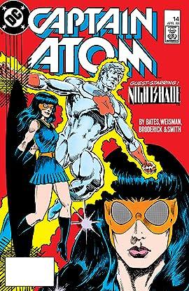Captain Atom (1986-1991) No.14