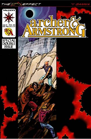 Archer & Armstrong (1992-1994)/Eternal Warrior (1992-1996) No.26
