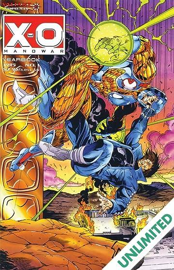 X O Manowar 1992 1996 Yearbook