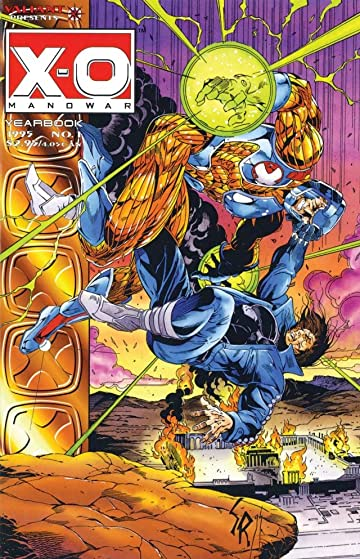 X-O Manowar (1992-1996): Yearbook