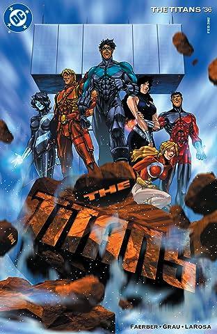 The Titans (1999-2003) #36