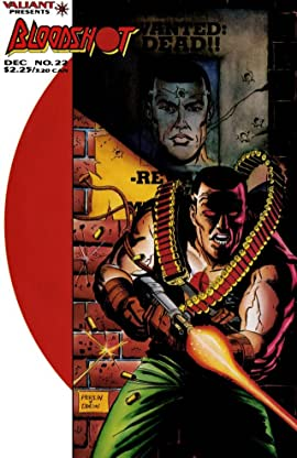 Bloodshot (1993-1996) No.22