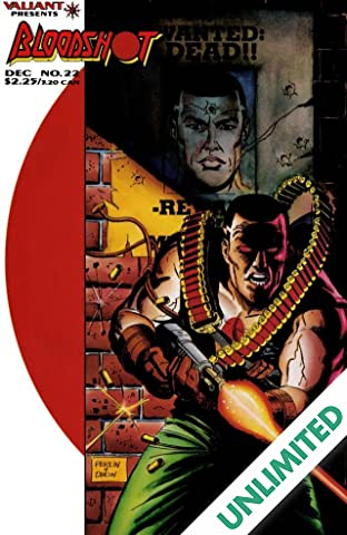 Bloodshot (1993-1996) #22