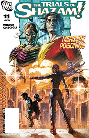 Trials of Shazam (2006-2008) #11