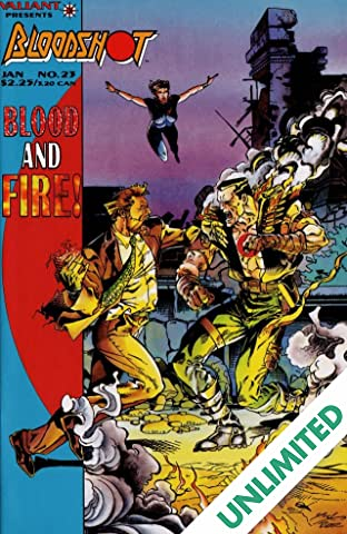 Bloodshot (1993-1996) #23