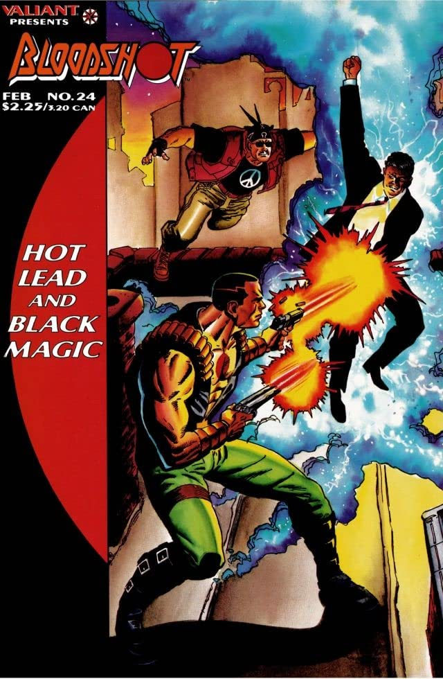 Bloodshot (1993-1996) #24