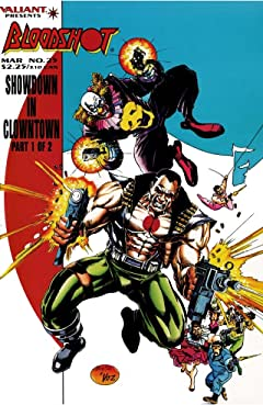 Bloodshot (1993-1996) #25