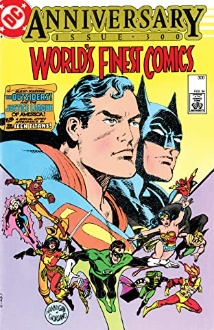 World's Finest Comics (1941-1986) #300