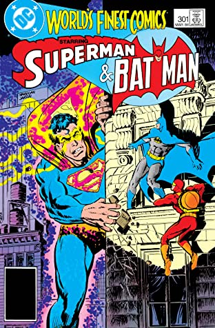 World's Finest Comics (1941-1986) #301