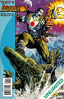 Bloodshot (1993-1996) #26