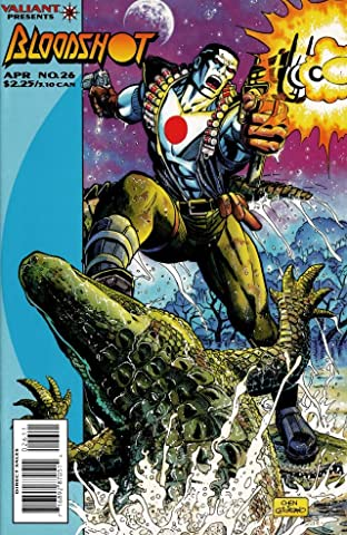 Bloodshot (1993-1996) No.26