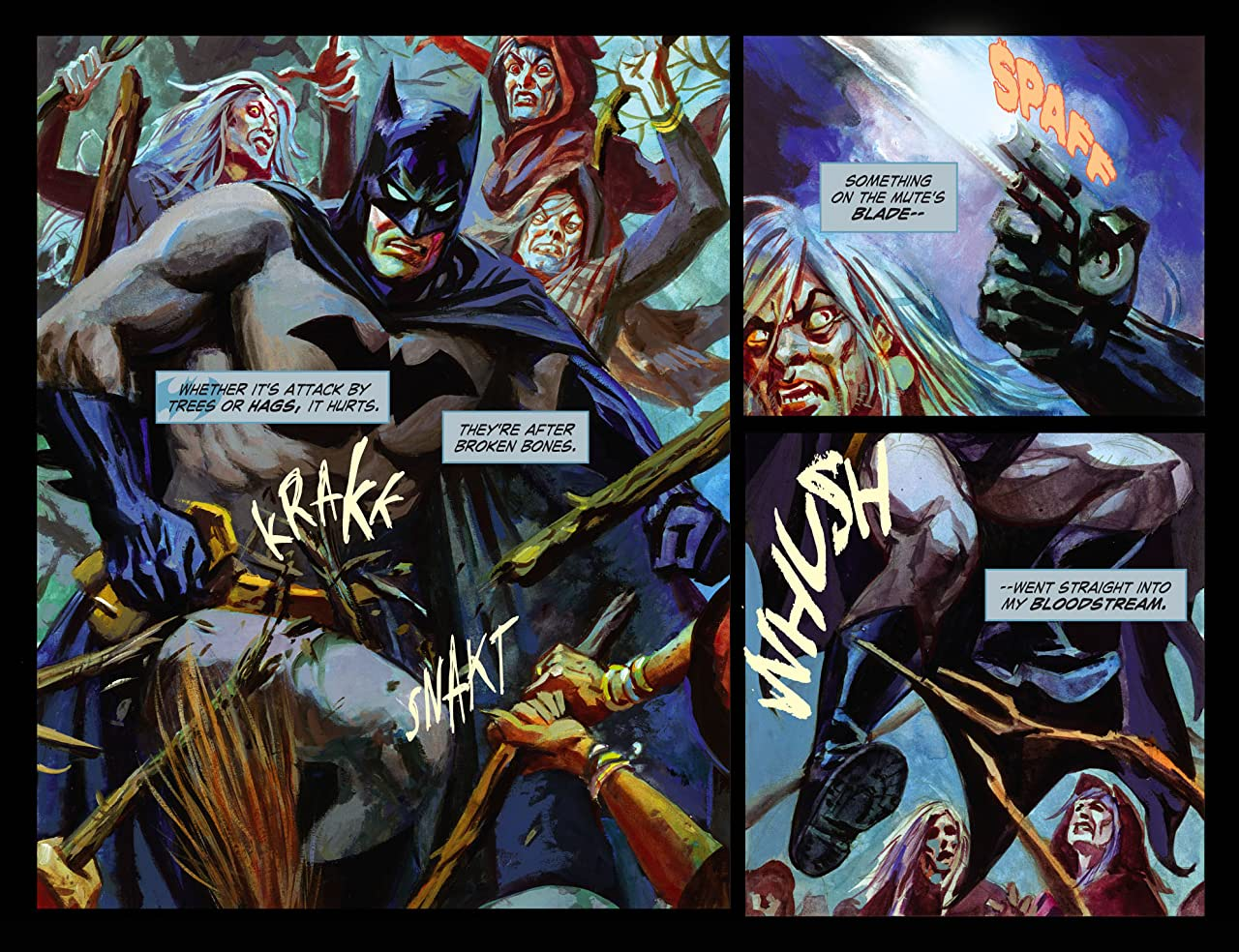 Legends of the Dark Knight (2012-2015) #87