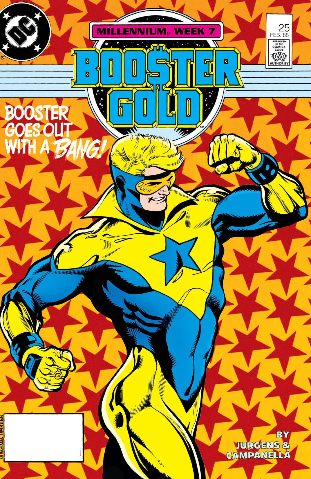 Booster Gold (1986-1988) #25