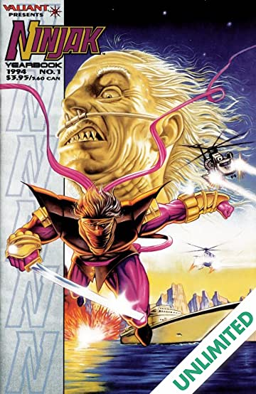 Ninjak (1994-1995): Yearbook