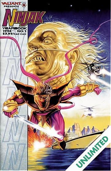 Ninjak (1994-1995): Yearbook