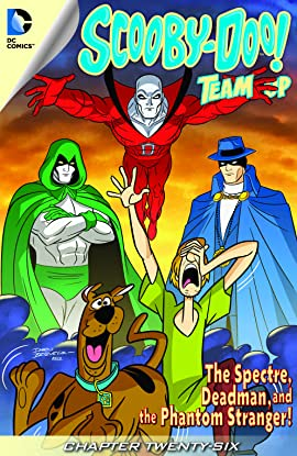 Scooby-Doo Team-Up (2013-) #26