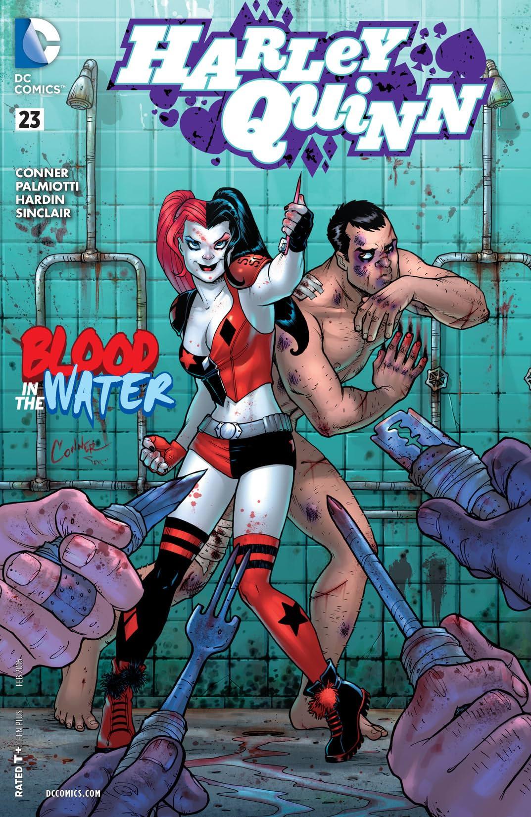 Harley Quinn (2013-2016) #23
