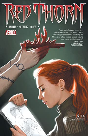 Red Thorn (2015-2016) #2
