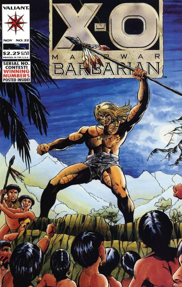 X-O Manowar (1992-1996) #22