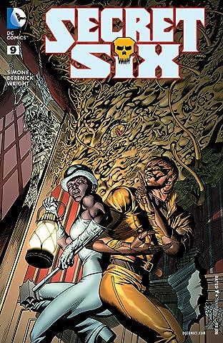 Secret Six (2014-2016) #9