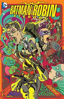 Batman & Robin Eternal (2015-2016) #11