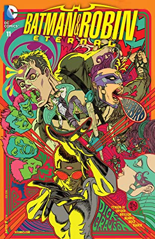 Batman & Robin Eternal (2015-2016) No.11