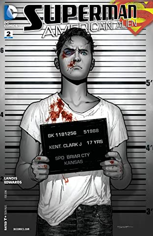 Superman: American Alien (2015-2016) #2